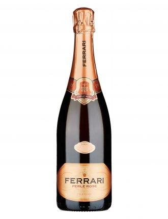 Ferrari Perlé Rosé • Trentodoc
