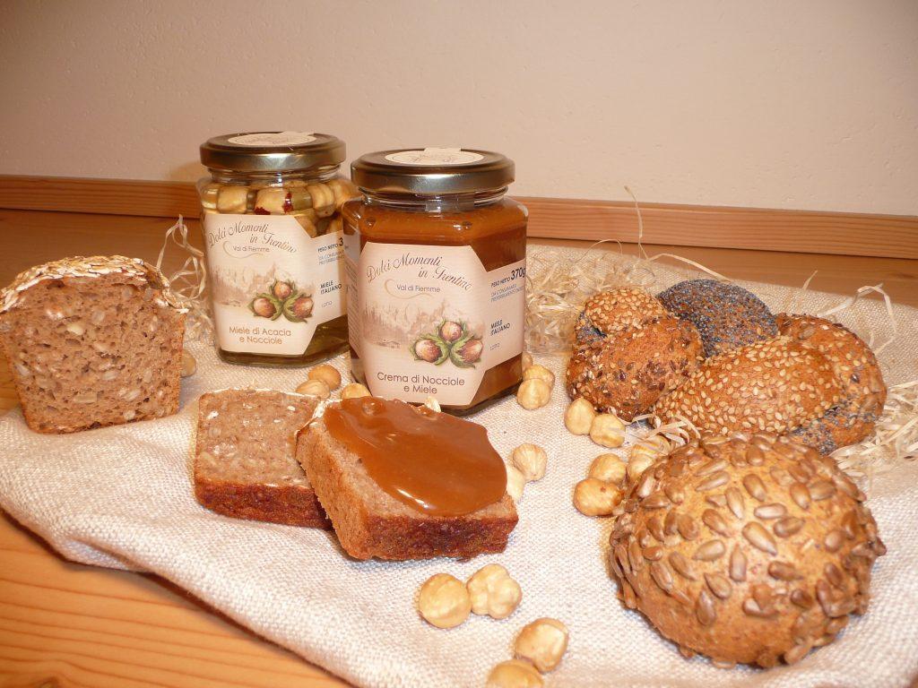 miele e nocciole