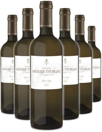 Müller Thurgau • Zanini • 6 bottiglie • SPEDIZIONE GRATUITA