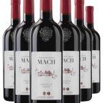 Navicello Rosso BIO • Vigneti delle Dolomiti IGT • Fondazione Edmund Mach • 6 bottiglie