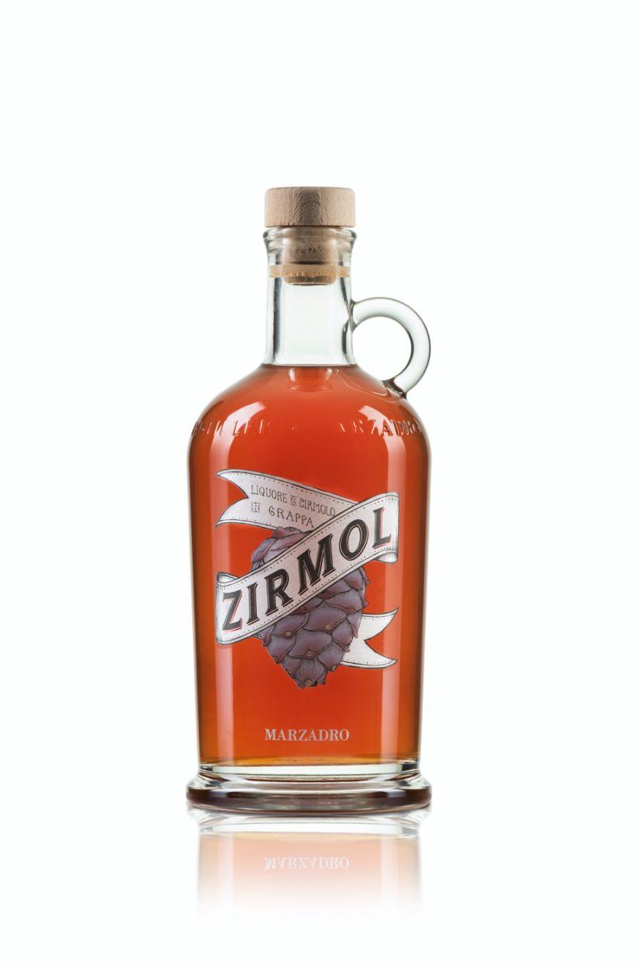 Zirmol - cirmolo - Marzadro - Cimon Stube Passo Rolle
