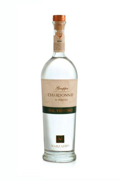 Grappa di Chardonnay - Marzadro - Cimon Stube