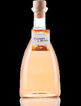 Liquore al Cirmolo e Miele • Campo Base • 50cl • SPEDIZIONE GRATUITA