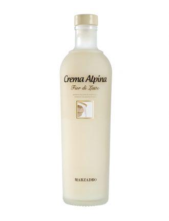 Crema Alpina al Fior di Latte • Marzadro • 70cl • SPEDIZIONE GRATUITA