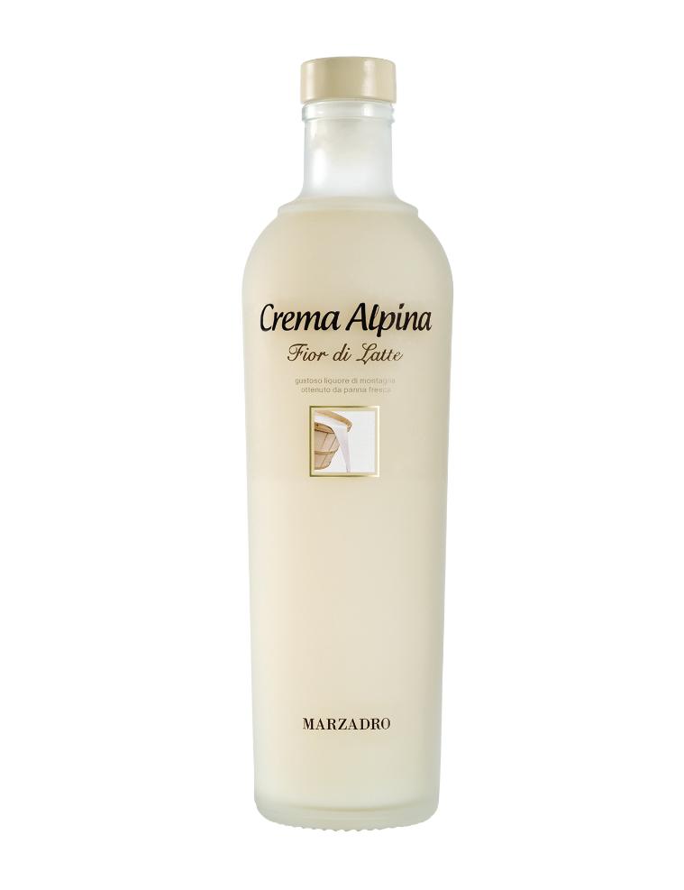 crema alpina al fior di latte