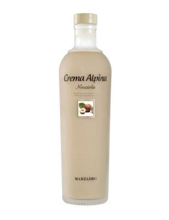 Crema Alpina alla Nocciola • Marzadro • 70cl • SPEDIZIONE GRATUITA