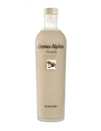 Crema Alpina alla Nocciola • Marzadro