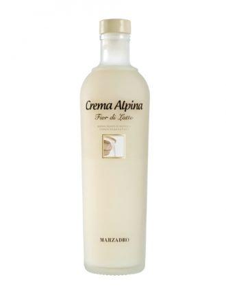 Crema Alpina al Fior di Latte • Marzadro • 70cl