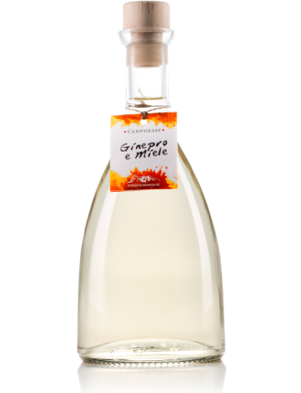 Liquore al Ginepro e Miele • Campo Base • 50cl