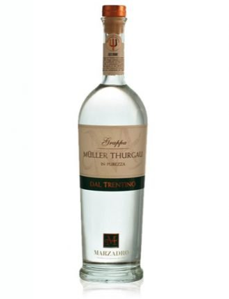 Grappa di Müller Thurgau  • Marzadro • 70cl