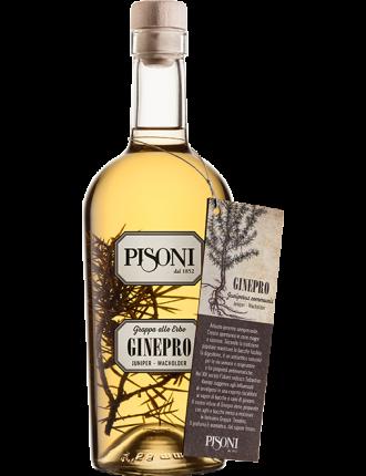 Grappa al Ginepro • Pisoni • 70cl