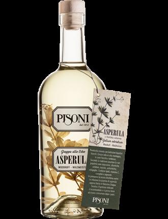 Grappa all'Asperula • Pisoni • 70cl