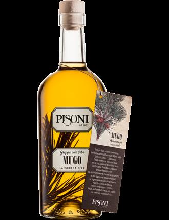 Grappa al Mugo • Pisoni • 70cl