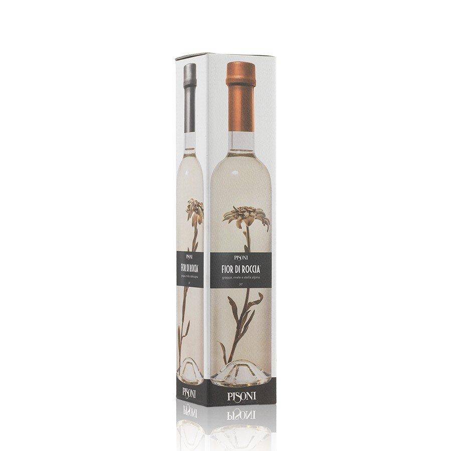 Liquore con stella alpina