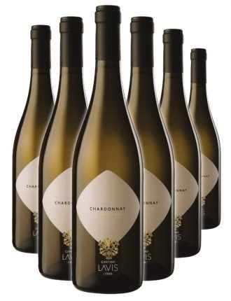 Chardonnay DOC • Cantina Lavis • 6 bottiglie