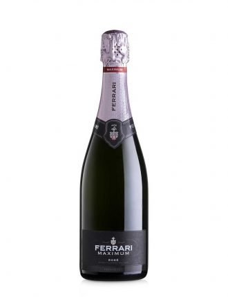 Ferrari Maximum Rosé • Trentodoc
