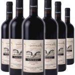 Trentino Rosso Navesel D.O.C. • Simoncelli • 6 bottiglie • SPEDIZIONE GRATUITA