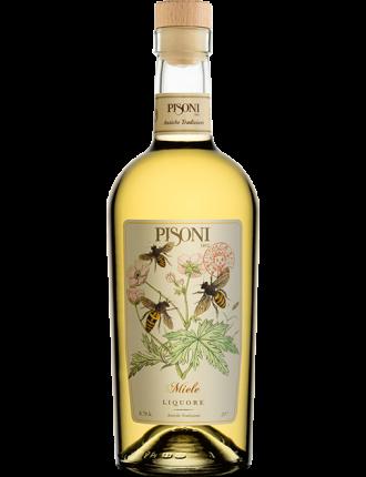 Liquore al Miele • Pisoni • 70cl • SPEDIZIONE GRATUITA