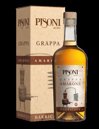 Grappa Amarone Barricata • Pisoni • 70cl