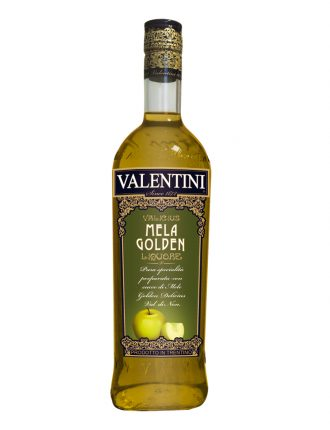 Liquore alla Mela Golden • Valentini • 100cl • SPEDIZIONE GRATUITA