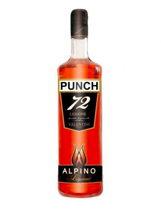 Punch Alpino • Valentini • 100cl • SPEDIZIONE GRATUITA