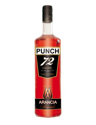 Punch Arancia • Valentini • 100cl • SPEDIZIONE GRATUITA