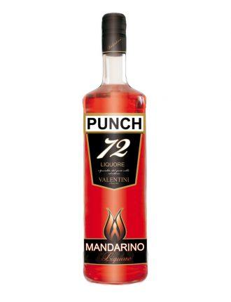Punch Mandarino • Valentini • 100cl • SPEDIZIONE GRATUITA