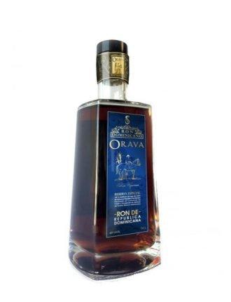 Rum Reserva Especial Orava • Repubblica Dominicana • 70cl • SPEDIZIONE GRATUITA