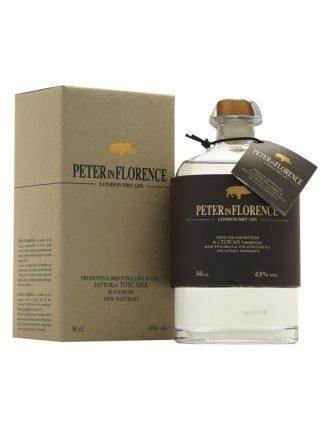 Gin Peter in Florence London Dry • Ginlab • Italia • 50cl • SPEDIZIONE GRATUITA