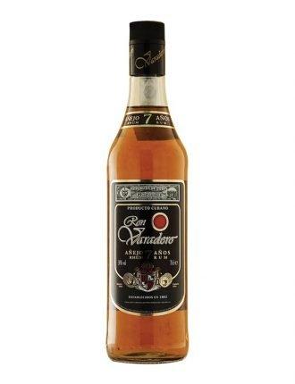 Rum Varadero 7 anos • Cuba • 70cl • SPEDIZIONE GRATUITA