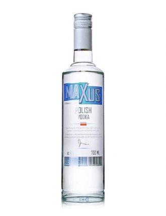 Vodka Maxus • Polska Fabryka Wodek • Polonia • 70cl • SPEDIZIONE GRATUITA