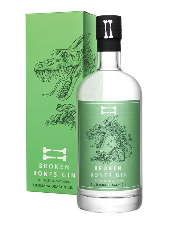 gin broken bones dragon