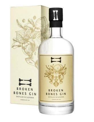 Gin Broken Bones London Dry • Slovenia • 50cl • SPEDIZIONE GRATUITA