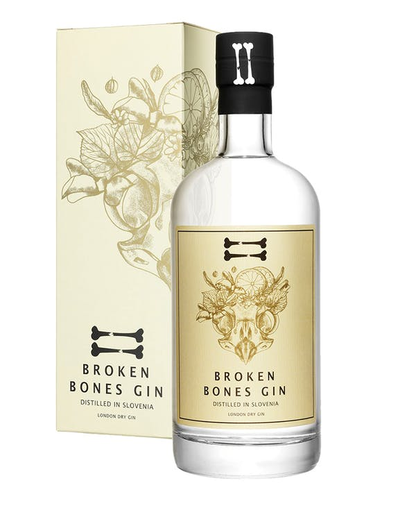 gin broken bones london dry