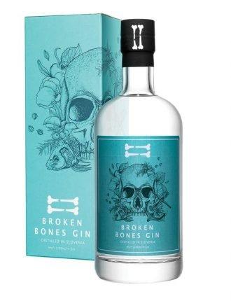 Gin Broken Bones Navy Strenght • Slovenia • 50cl • SPEDIZIONE GRATUITA