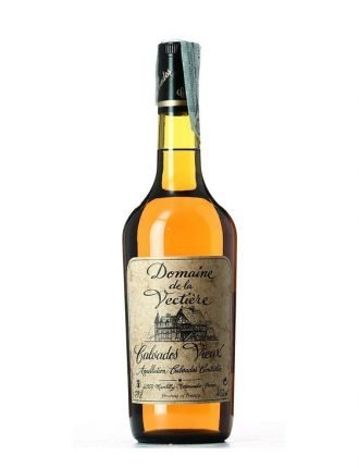 Calvados Vieux • Domaine De La Vectière • 70cl • SPEDIZIONE GRATUITA