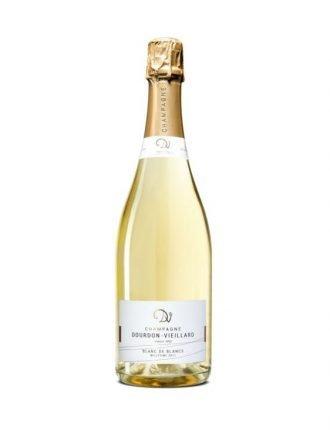 Champagne Dourdon Vieillard • Brut Millesime Blanc de Blancs • Francia • 2016 • 3x75cl • SPEDIZIONE GRATUITA