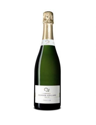 Champagne Dourdon Vieillard • Brut Tradition • Francia • 3x75cl • SPEDIZIONE GRATUITA