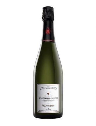 Champagne Joseph Desruets • Brut M&T Premier Cru Cuvee Signature • Francia • 3x75cl • SPEDIZIONE GRATUITA