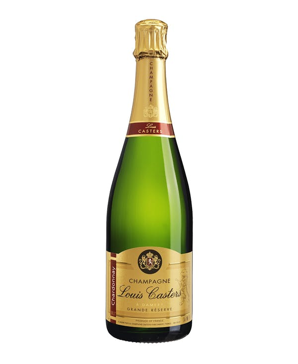 Champagne Louis Casters • Brut Grand Reserve