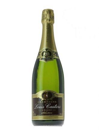 Champagne Louis Casters • Brut Selection • Francia • 3x75cl • SPEDIZIONE GRATUITA