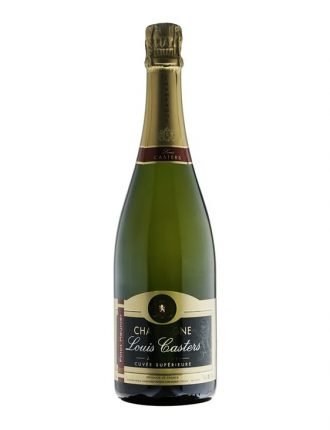 Champagne Louis Casters • Brut Cuvee Superieure • Francia • 3x75cl • SPEDIZIONE GRATUITA