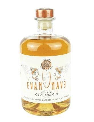 Gin Evan Old Tom • Italia • 70cl • SPEDIZIONE GRATUITA