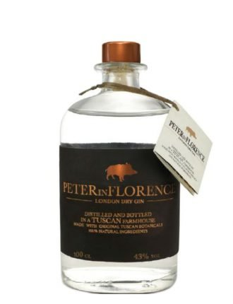 Gin Peter in Florence London Dry • Ginlab • Italia • 100cl • SPEDIZIONE GRATUITA