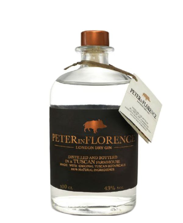 Gin Peter in Florence London Dry