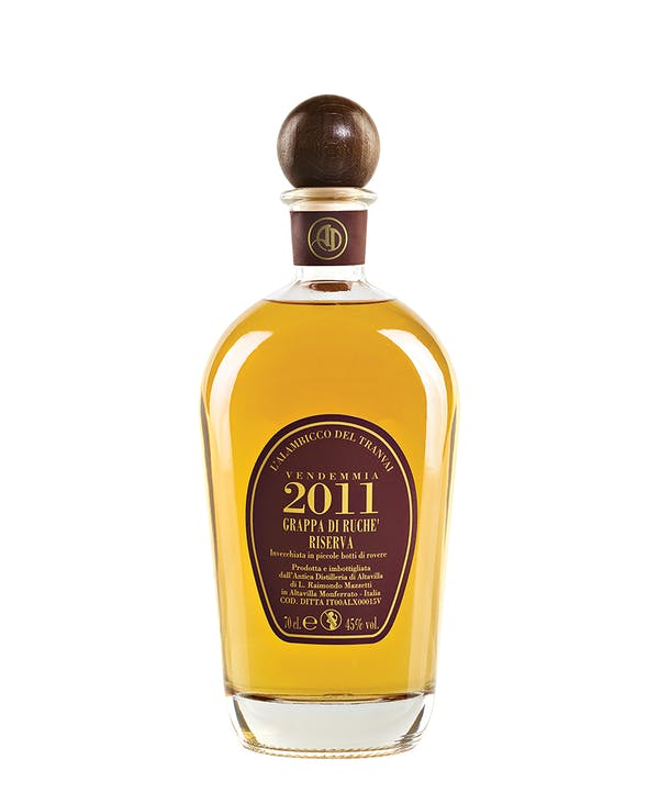 Grappa di Ruchè Riserva 2011 • Antica Distilleria di Altavilla • 70cl