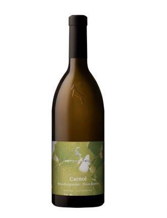 Pinot Bianco Carnol • Rottensteiner • Alto Adige • 2019 • 3x75cl • SPEDIZIONE GRATUITA