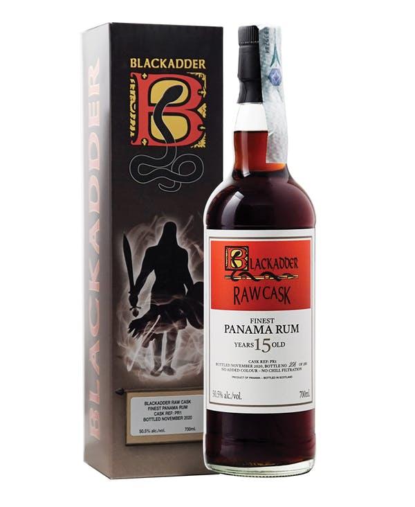 Rum Blackadder Raw Cask