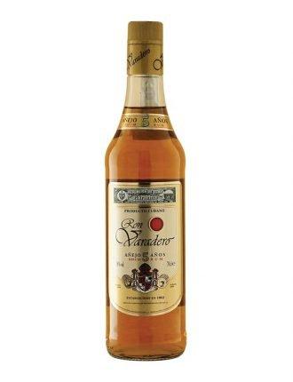 Rum Varadero 5 anos • Cuba • 70cl • SPEDIZIONE GRATUITA