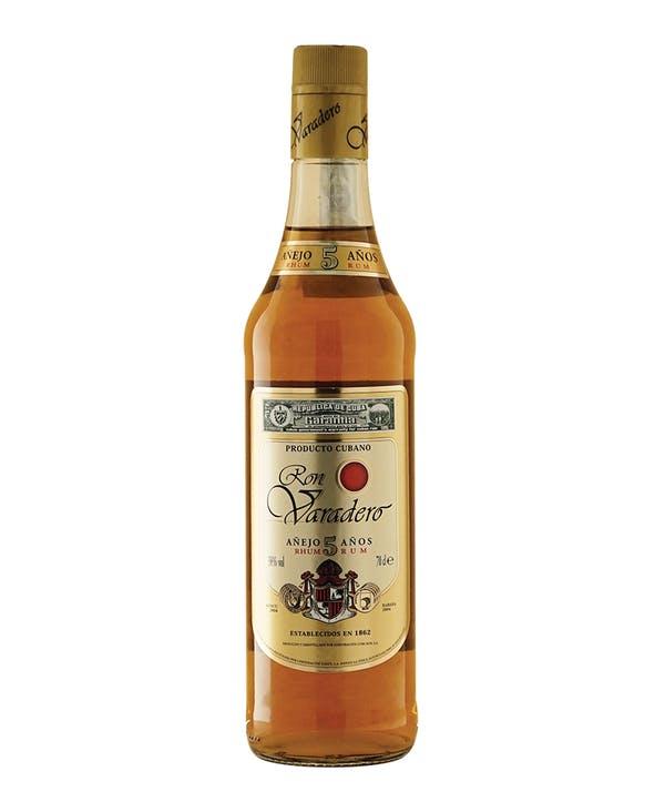 Rum Varadero 5 anos